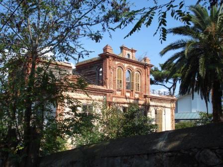 La maison de trotski à büyükada
