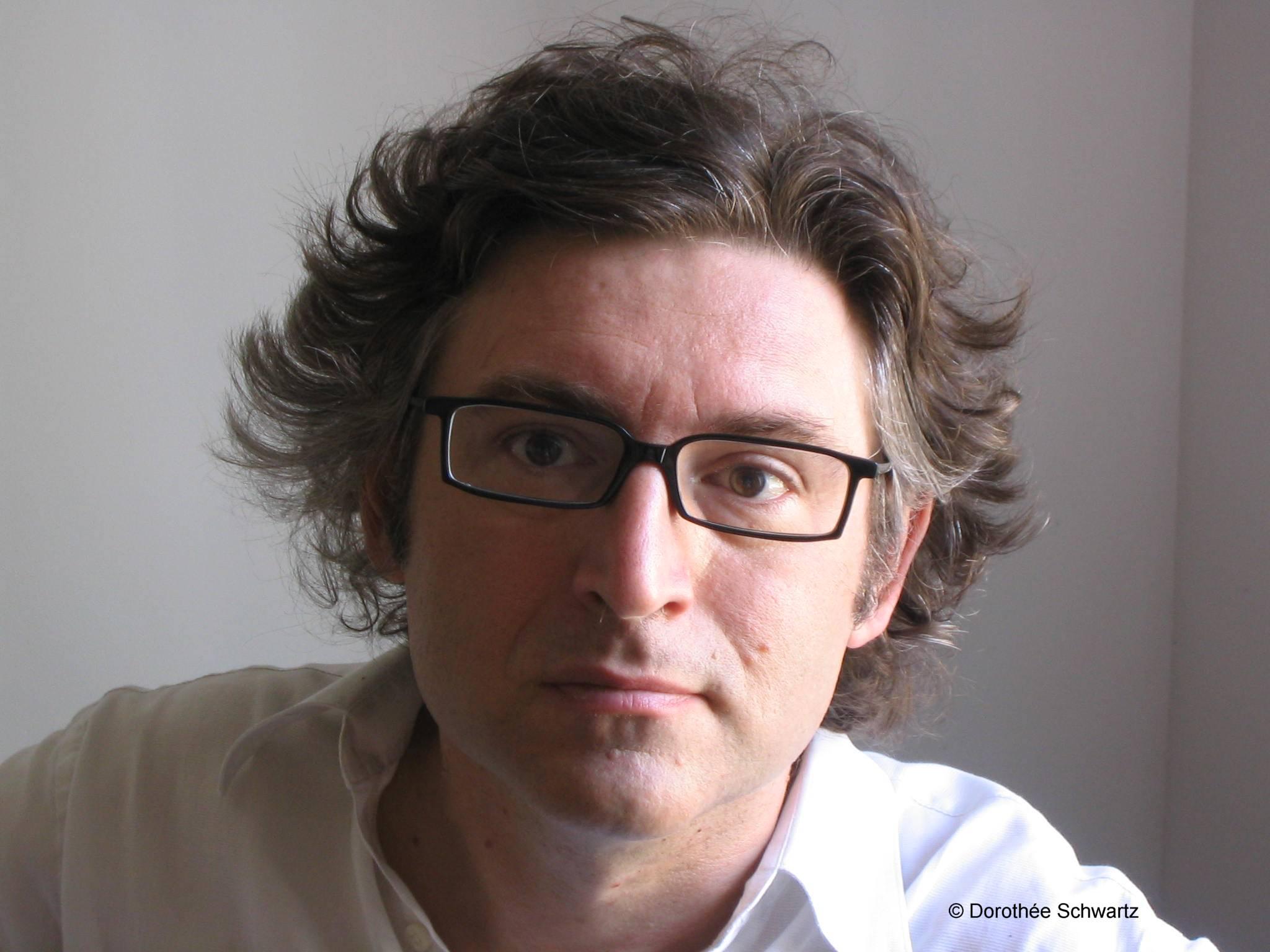 Interview Michel ONFRAY, 9 Mars, 2007. © <b>Dorothée Schwartz</b> - onfraylexnews